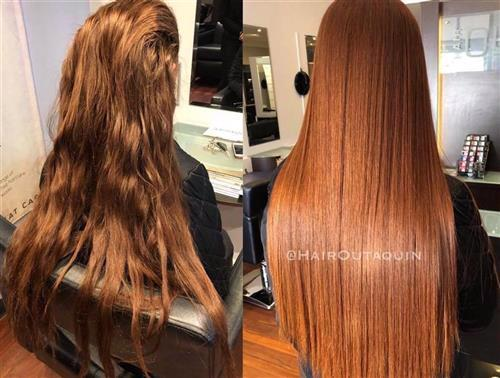 Chemical Straightening | The Cutting Room Perth, Hair ...