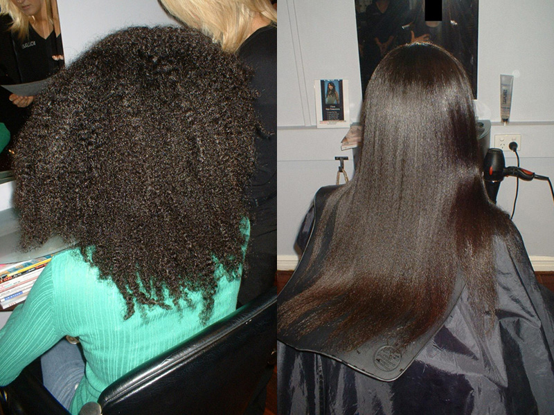 Hair Straightening Perth Hair Outaquin