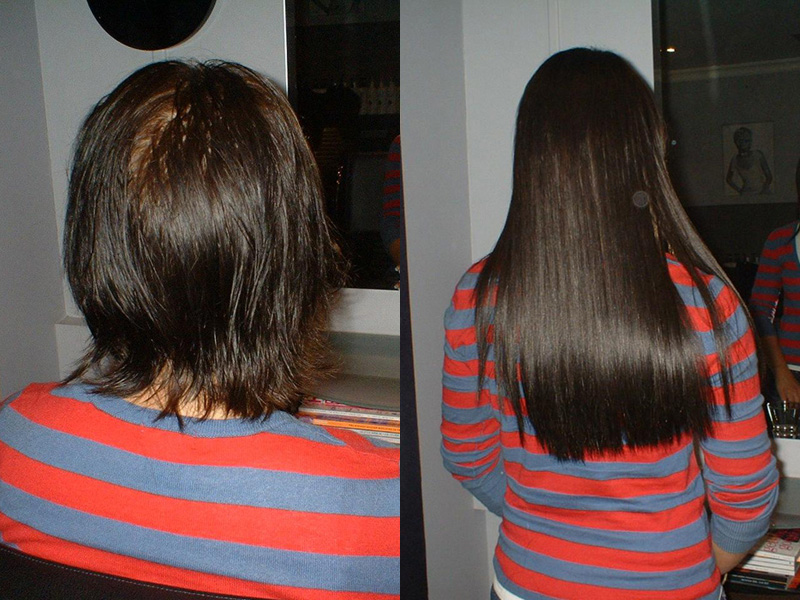 Keratin extensions perth